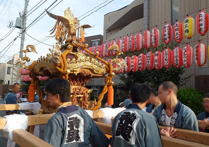 玉川神社祭礼