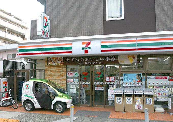 セブンイレブン世田谷等々力4丁目店
